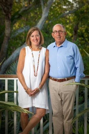 JoAnn and Bob Glick