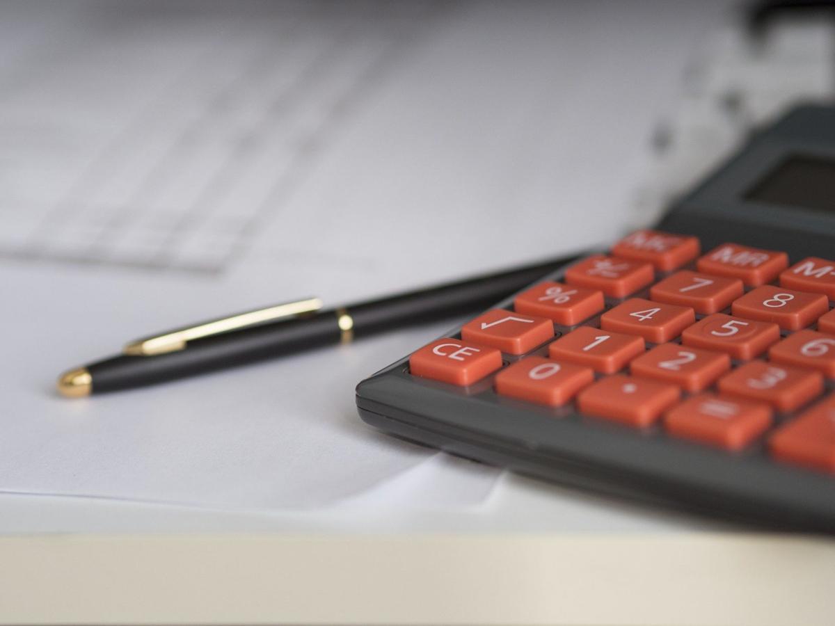 stock business calculator