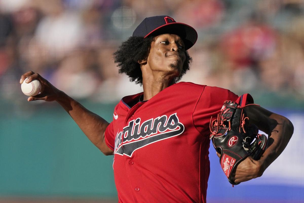 Royals Indians Baseball
