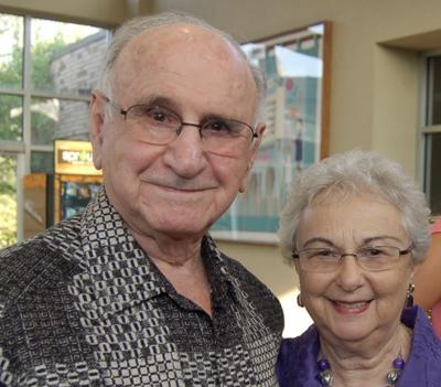 Leonard and Ruth Sweet
