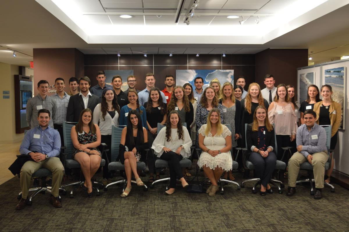 hillel interns wrap up another summer of working learning local