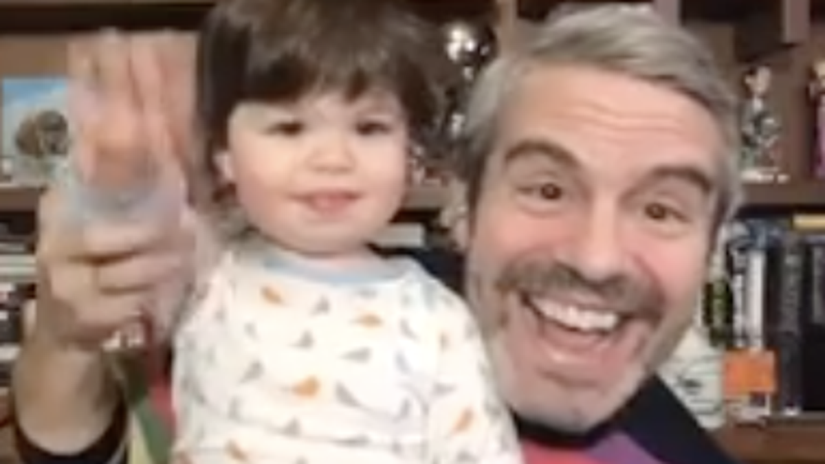 Andy Cohen Reveals He Has A New Caregiver For His Son Unfiltered News From The Virtual Community Clevelandjewishnews Com