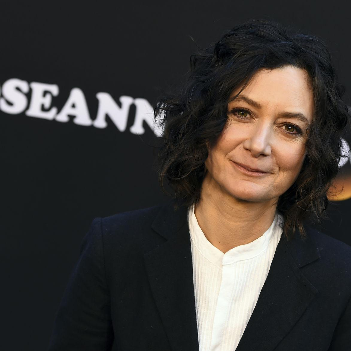 Sara Gilbert stands behind ABC's decision to cancel 'Roseanne'