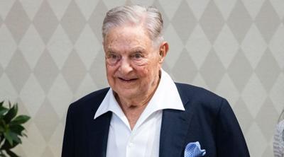 Jewish Republican congressional candidate calls George Soros a 'Nazi sympathizer'