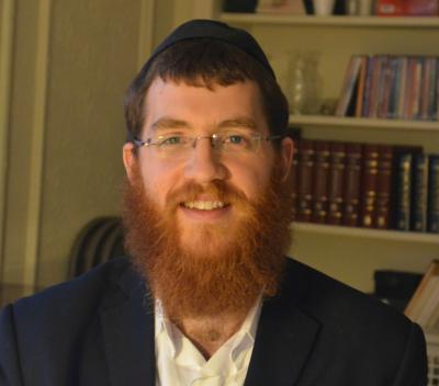 Rabbi Mendy Alevsky