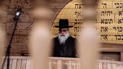 Kyiv Chief Rabbi Yaakov Dov Bleich