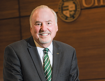 Thumbnail for CSU's Berkman to step down one year early
