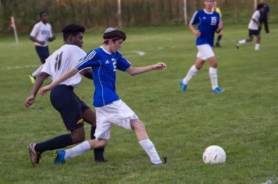 Jesse Rosenblum Fuchs Soccer