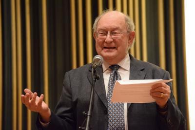 Rabbi Michael Oppenheimer, rabbi emeritus of Suburban Temple