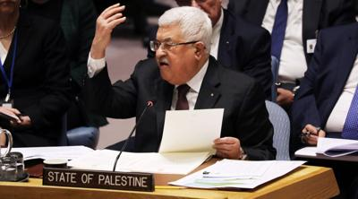 Palestinian Authority says it is ready to restart peace negotiations with Israel