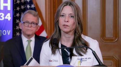 Ohio state representative calls state's Jewish Department of Health director a 'globalist'