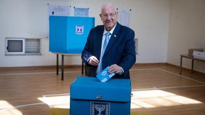Israeli election gets underway as voting stations open across the country