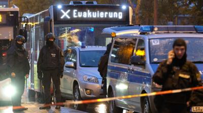 Germany reports highest number of anti-Semitic crimes since 2001