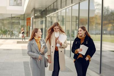 stock college women