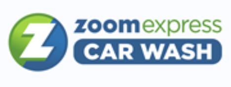 Zoom Express Car Wash logo