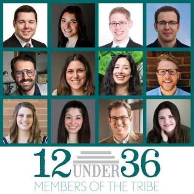 12 Under 36 2020