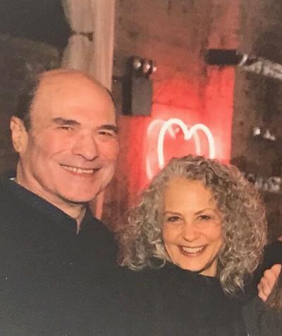 Ilana Horowitz Ratner and Chuck Horowitz Ratner