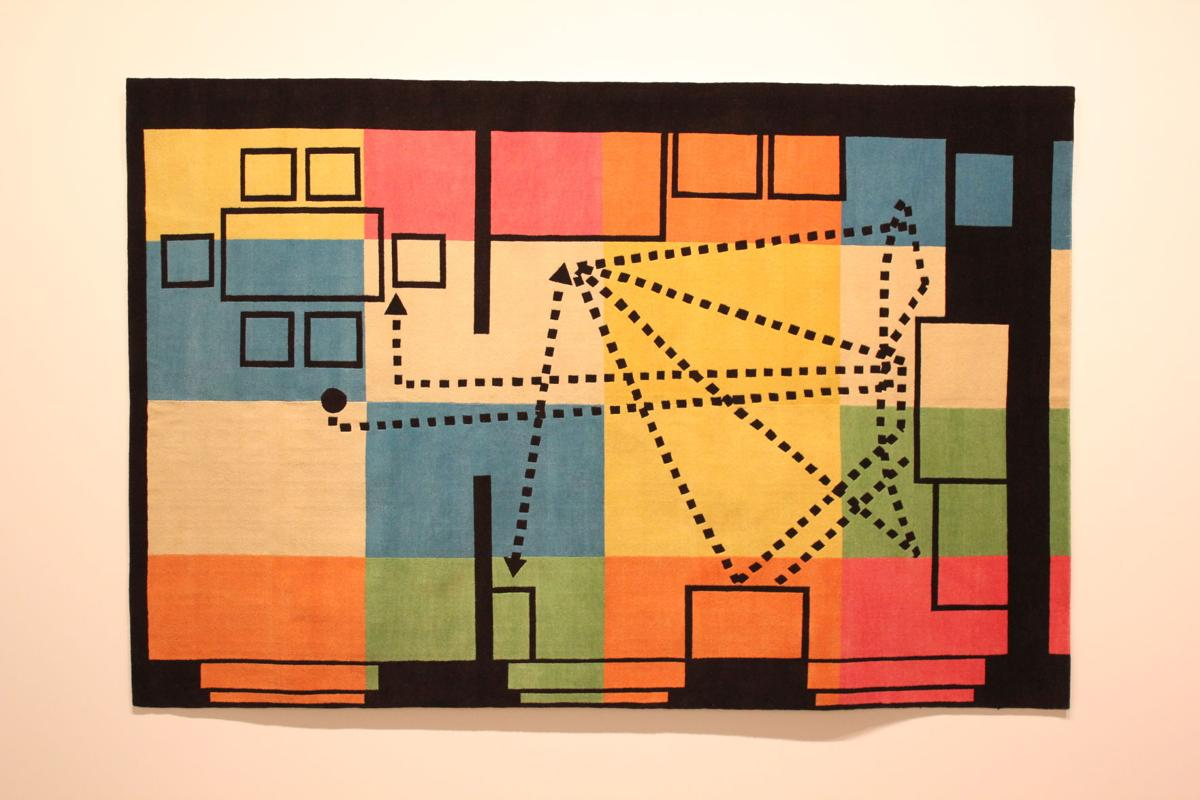 Carpets find perfect home in MOCA exhibit   Exhibitions ...