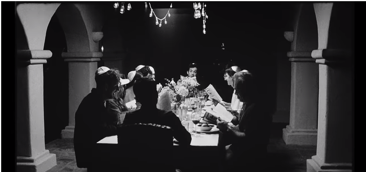 Vampire Weekend's new video features a Passover seder