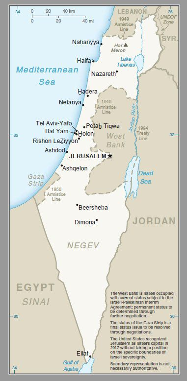 Official US maps now show Golan Heights as part of Israel | National ...
