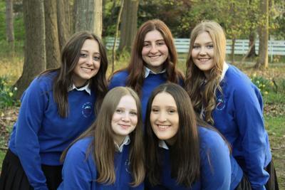 Chaviva High School for Girls holds first graduation