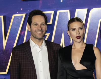 Scarlett Johansson says she's going to 'sabotage' Paul Rudd when he hosts 'SNL'