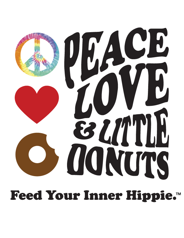 Peace, Love & Little Donuts