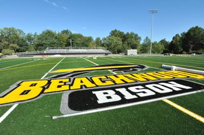 Beachwood Bison logo copy for March 22 story