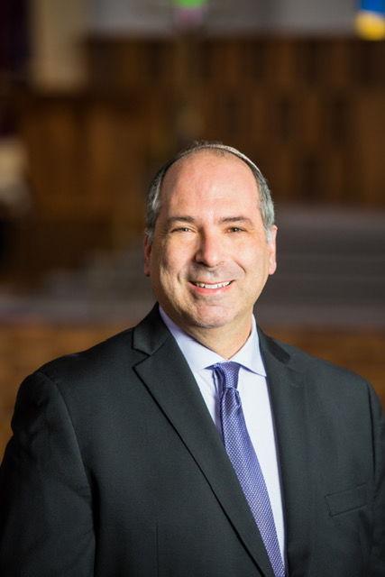 Rabbi Robert Nosanchuk headshot