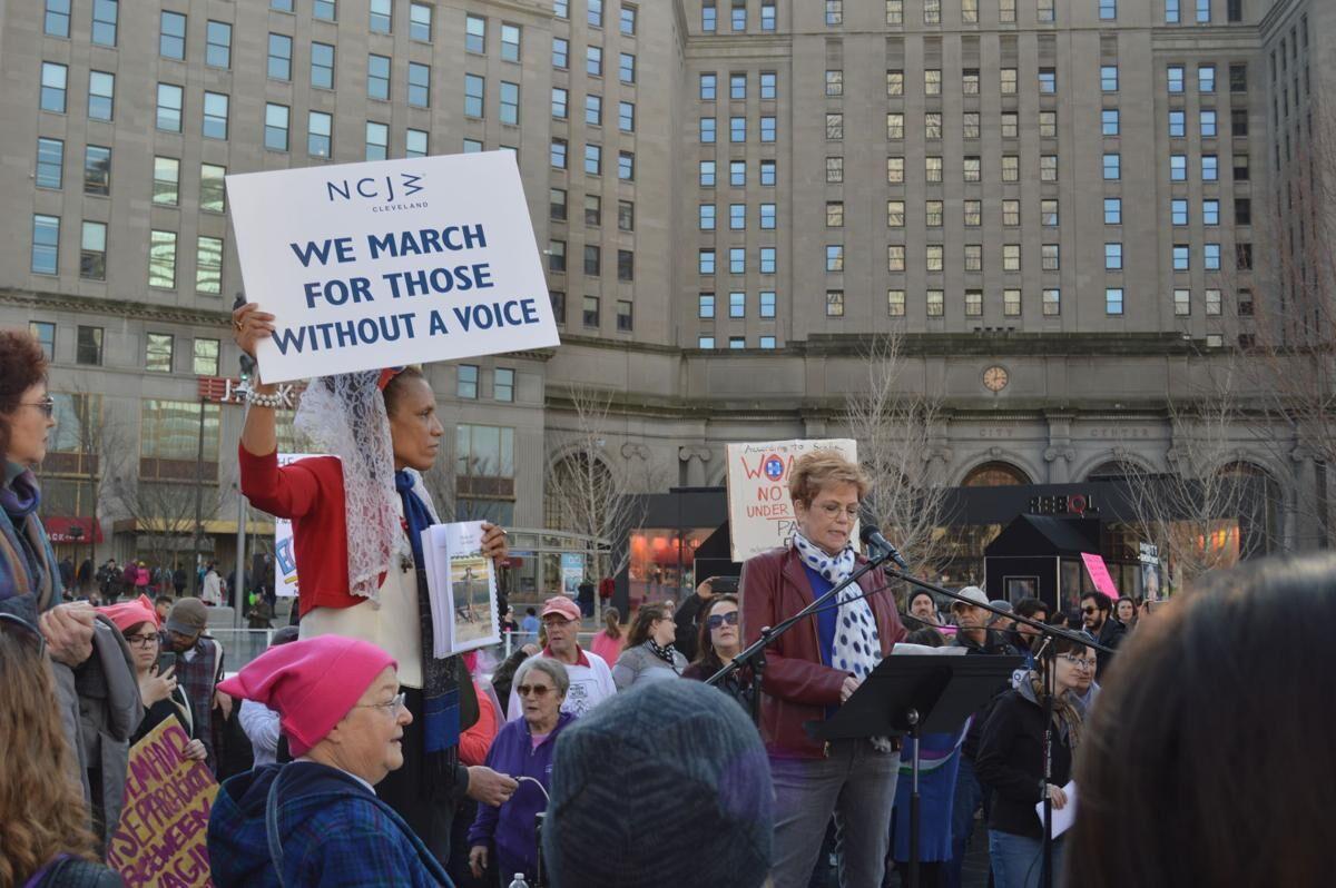 Gail Sands, speaker 2017 womens march (AMANDA CRED).jpg
