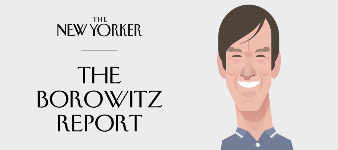 Borowitz New Yorker