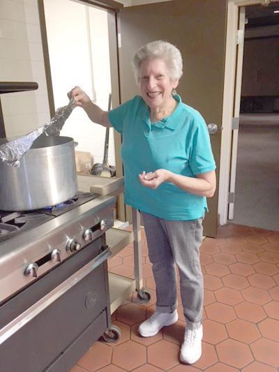 Harriet kitchen