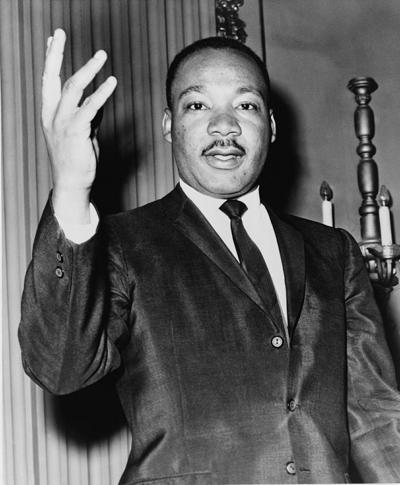 Stock Martin Luther King