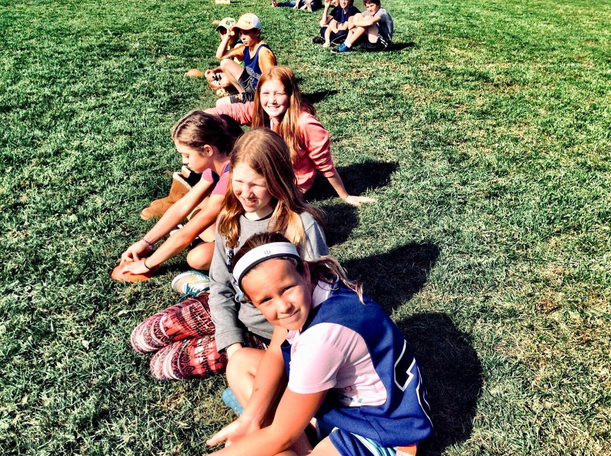 stock kid children sports camp