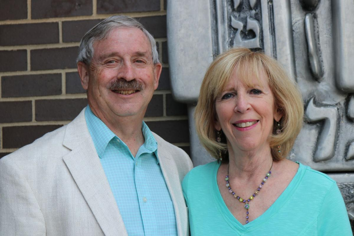 Mike and Teri Segal