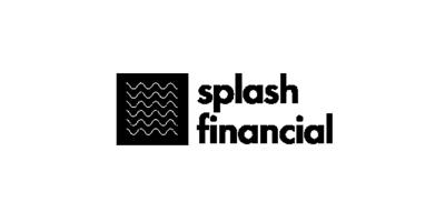 Splash financial twitter card