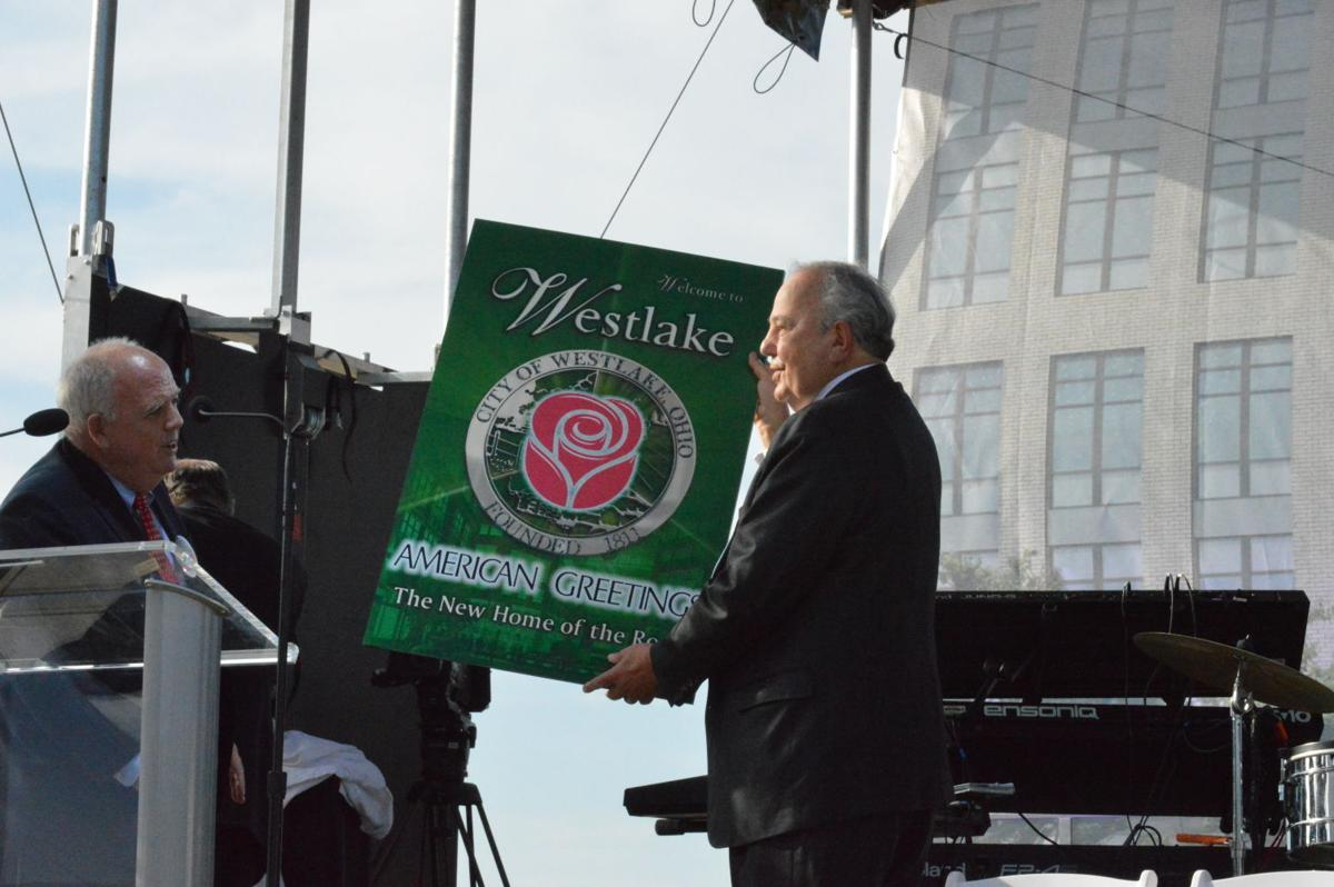 American Greetings Breaks Ground In Westlake For New Hq News