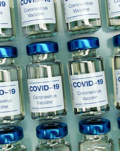 Stock COVID-19 vaccine