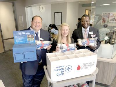 Ganley Subaru Loves to Care about Leukemia & Lymphoma Society