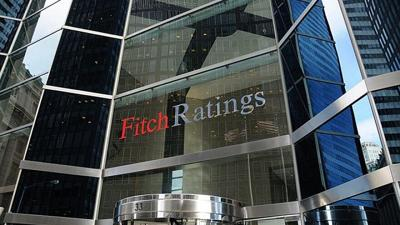 Fitch Ratings agency building
