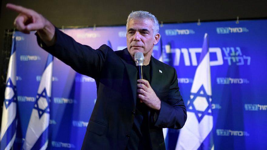 Lapid reprimands Belgian ambassador over anti-Semitic carnival