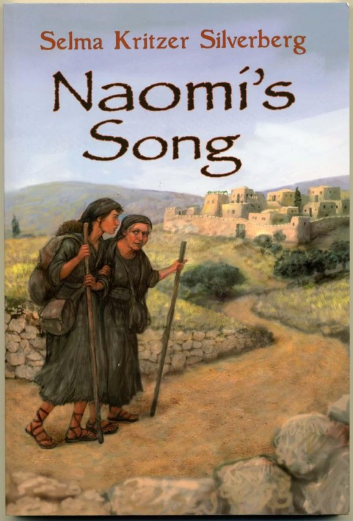 After 60 years of 'wandering,' Naomi's Song is published