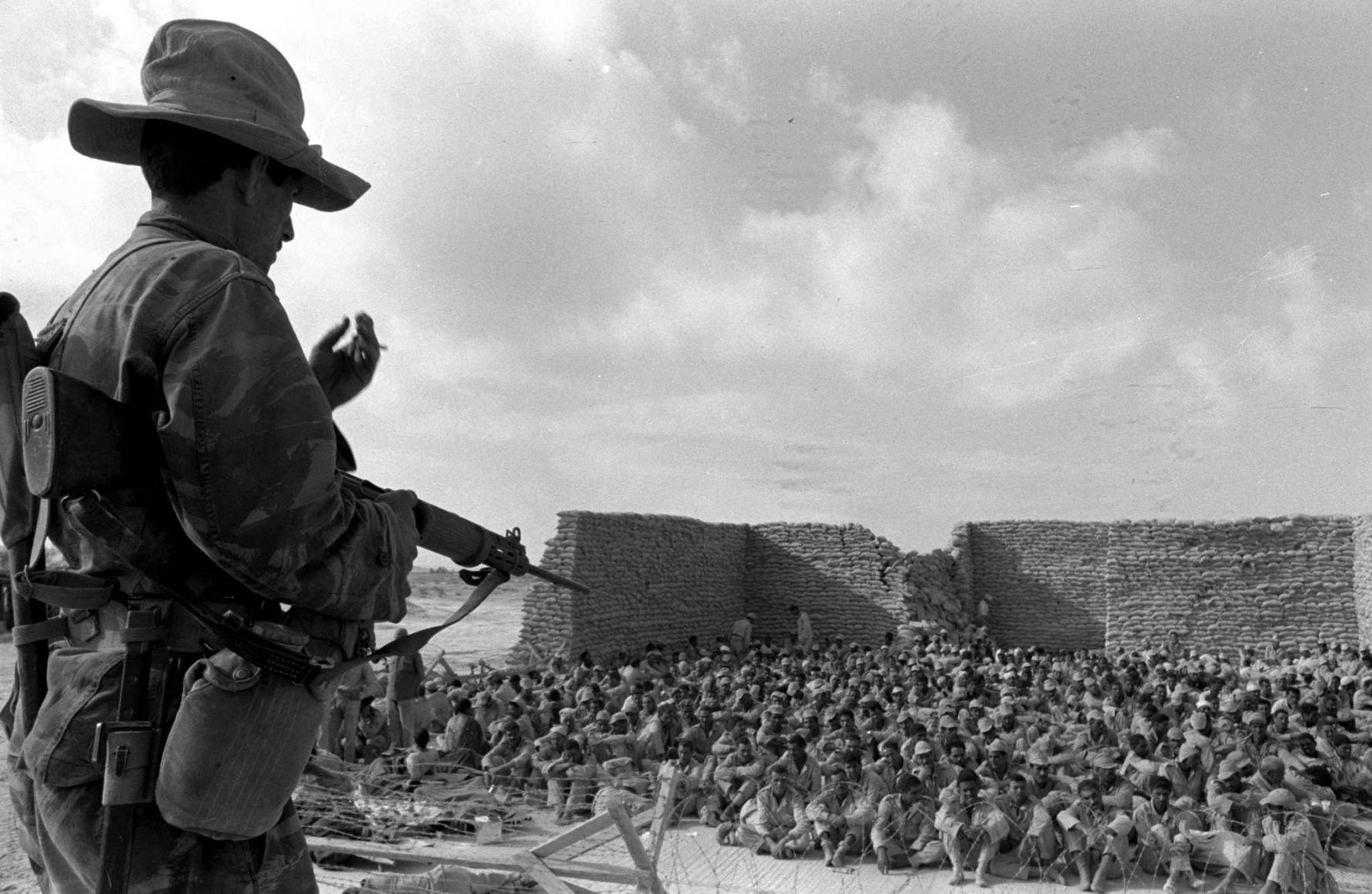 1967 war timeline