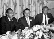 60 years of advising students, statesmen