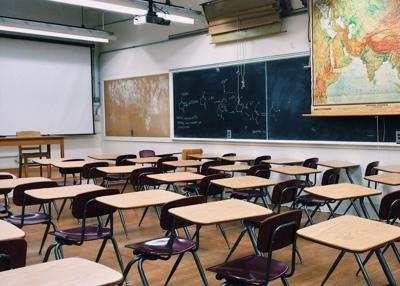 Stock, classroom