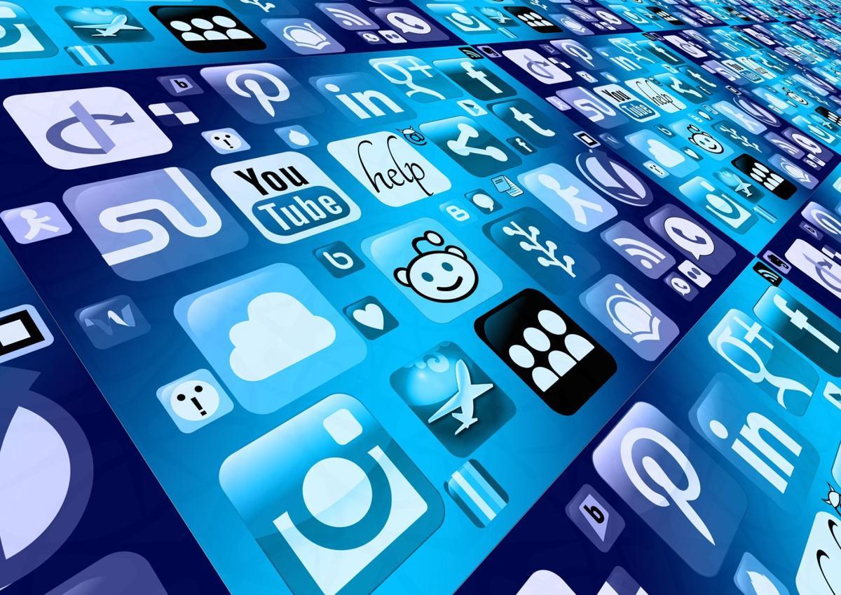 Stock social media