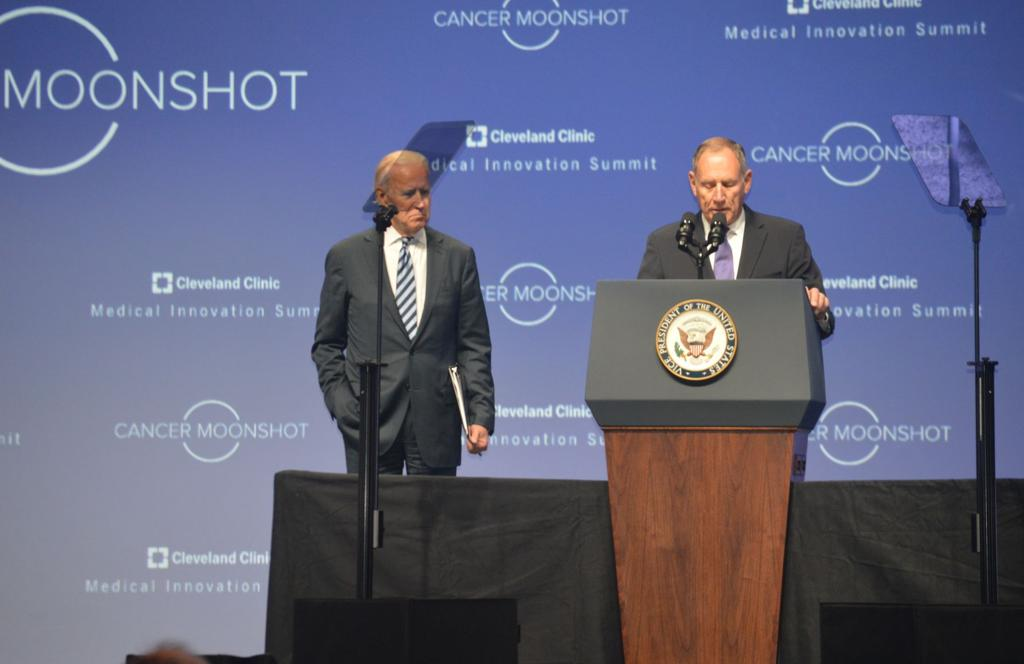 Biden gives impassioned speech about Cancer Moonshot | Local News