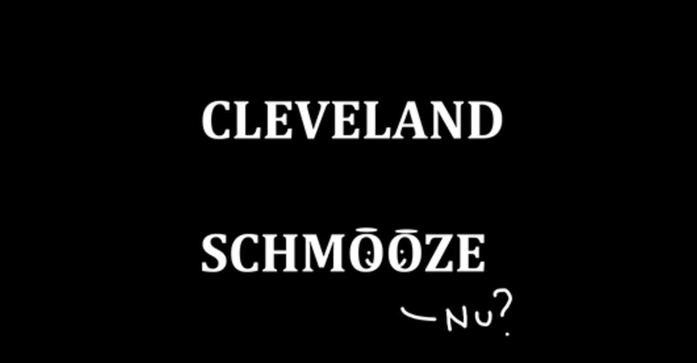 Cleveland Schmooze logo