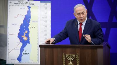 Netanyahu says he will annex part of the West Bank if re-elected