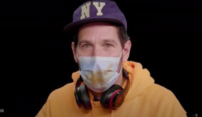 Certified Young Person Paul Rudd Implores Millennials To Wear A Mask Unfiltered News From The Virtual Community Clevelandjewishnews Com